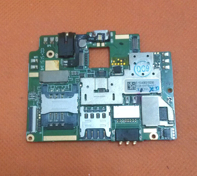 "Original motherboard 2G RAM + 16G ROM mainboard for KINGZONE Z1 4G LTE MTK6752 Octa Core 1.7GHz 5.5"" HD 1280x720 Free shipping"