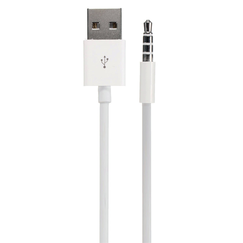 Univeral USB Data Sync Charger Cable For iPod For Shuffle 3 4 5 3rd 4th 5th 6th 7th For iphone For Xiaomi For Mobilephone Tablet