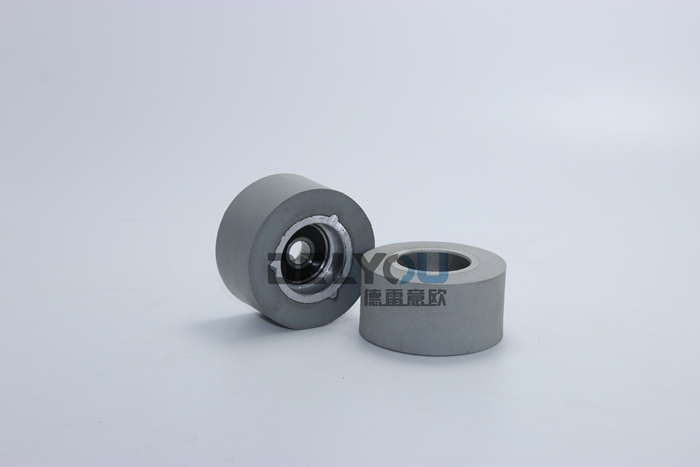 Edge Banding Machine Accessories SCM Banding Machine Roller Conveying Roller Smooth 48*8*25mm Woodworking Machinery Fittings