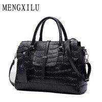 DIZHIGE Brand PU Leather Women S Handbags Shoulder Bag Ladies Hand Bags Stone Casual Women Bag