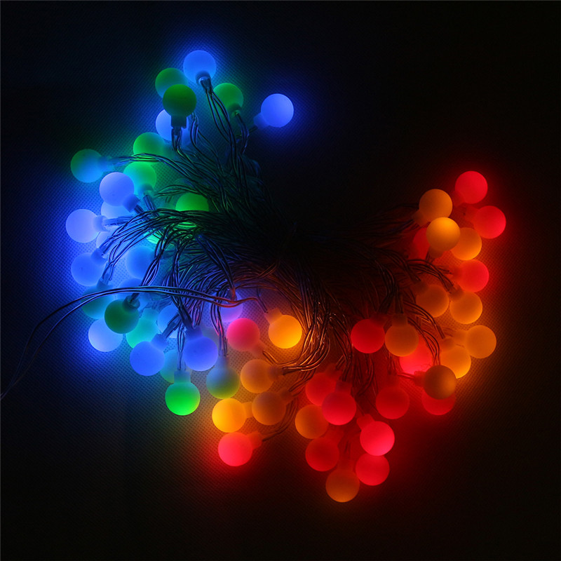 Waterproof DC5V 10M 60Leds led string light holiday Outdoor decorative lighting 8 modes fairy light for Xmas Garden wedding