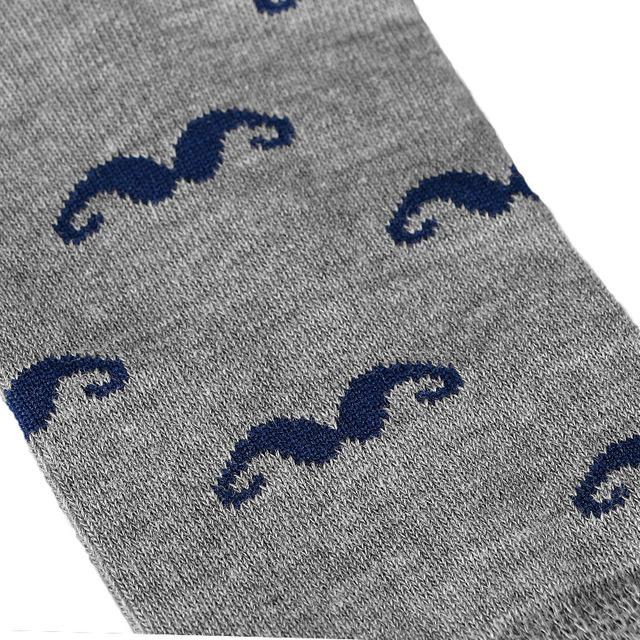 Men's Soft Printed Socks