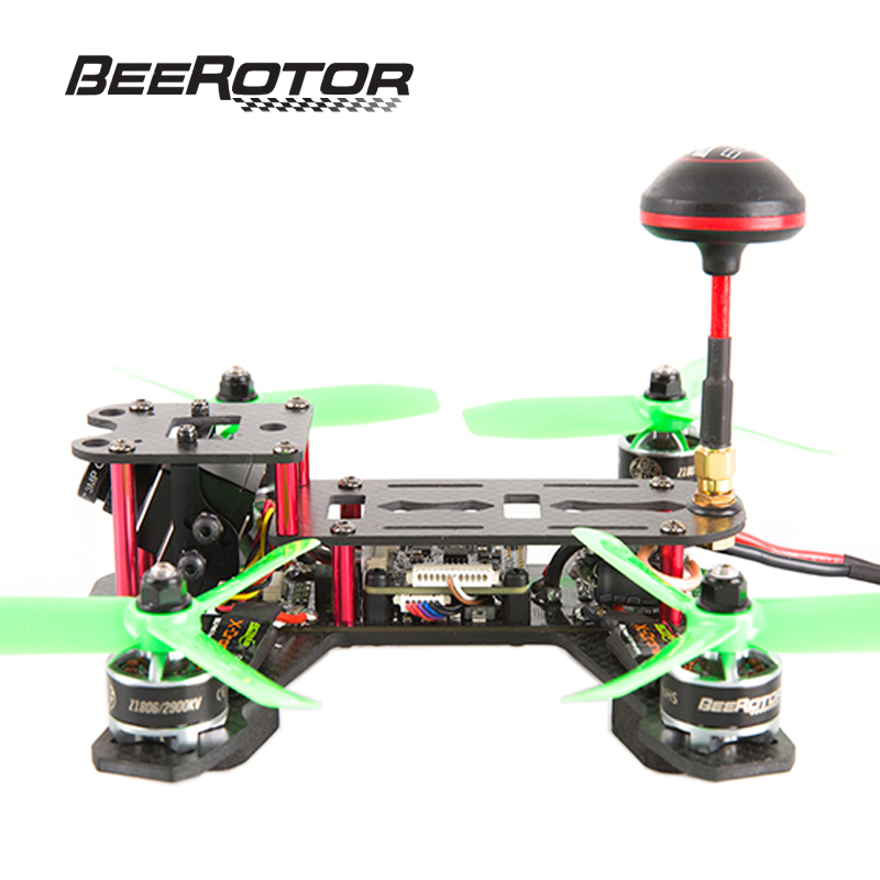 BeeRotor Ultra 180 Mini FPV Camera Quadcopter ARF Multi-rotor ZoeFPV Edition Motor ESC Propeller Combo Set