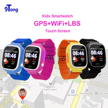 Consumer Electronics - Smart Electronics - 2016 GPS/GSM Tracker Watch For Kids Children G72 For Android IOS SOS Fitness Tracking Sleep Tracker Pedometer Touch Push-Button