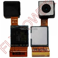 For Samsung Galaxy Note i9220 N7000 Back Rear Camera Flex Cable by free shipping; 5pcs/lot
