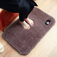SunnyRain 1 Piece Fluffy Rug and Carpet for Bedroom Area Rug for Kitchen Slip Resistant Machine