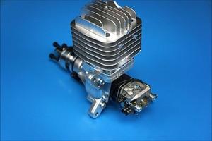 Image 4 - Dle 원래 새로운 dle55 55cc dle 단일 실린더 2 스트로크 가솔린/가솔린 엔진 rc 비행기