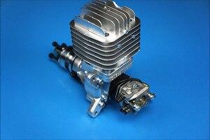 Image 4 - Dle55 55cc dle dle الأصلي جديد واحد اسطوانة 2 Strokes البنزين/بنزين محرك ل rc طائرة