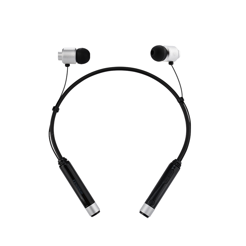 FINEBLUE FD600i Neckband Fones de Ouvido Bluetooth Sem Fio fone de Ouvido Estéreo Fones de Ouvido Magnético com comando de voz Inglês Coreano