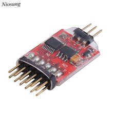 Niosung New  5.8G 3 Channel Video Switcher Module 3 way Video Switch Unit for FPV Camera