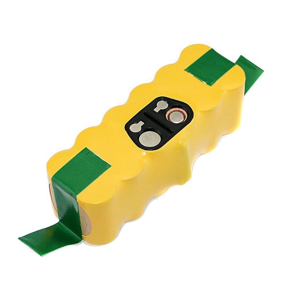 14.4V 3000MAH NI-MH Battery Pack For iRobot Roomba 560 530 510 562 550 570 500 581 610 780 532 770 Series Battery VHK42 C T0.11 3 6v 2400mah rechargeable battery pack for psp 3000 2000