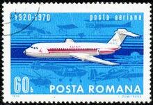 Selo do Mapa de 1920-1970 Aeriana Posta Romana Vintage Clássico Retro Kraft Cartazes Lona Mapas Poster Bar Em Casa Parede presente Decor