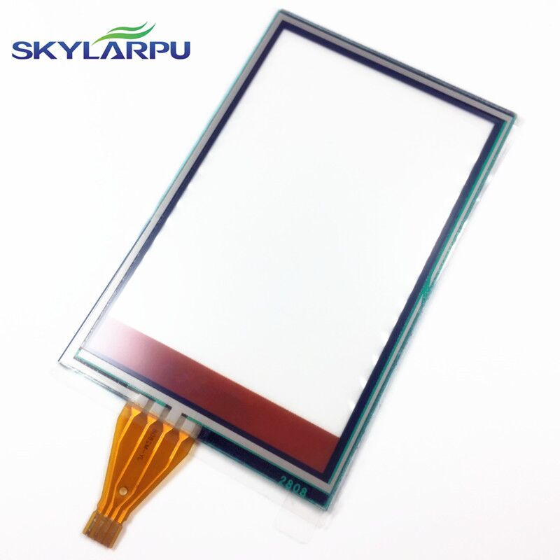 skylarpu 2.6 inch Touch Screen for Garmin Rino 650 650t Handheld GPS Panels Digitizer Glass Repair replacement skylarpu touch panel for garmin montana 600 650 gps nnavigation touch screen digitizer glass sensors parts replacement