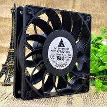 Wholesale Delta ffb1212eh 12025 12cm 120mm DC 12v 1.74a 12cm server inverter industrial axial cooler cooling fans