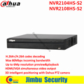 Dahua NVR видеорегистратор NVR2104HS-S2/NVR2108HS-S2 4/8 Канала Компактный 1U Lite Сети до 6Mp Записи Onvif Сети HDMI