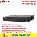 Dahua nvr gravador de vídeo nvr2104hs-s2/nvr2108hs-s2 4/8 canais compacto de 1u rede lite até 6mp gravação onvif rede hdmi
