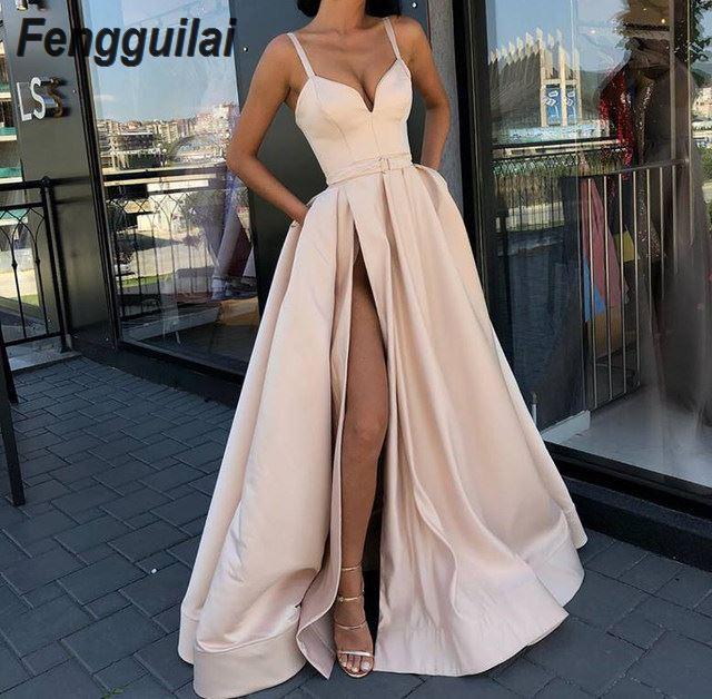 Robe de soirée Sexy Robe de soirée Robe de soirée Robe Femme Ete 2019