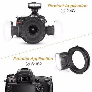Image 4 - فلاش ميكي MK MT24 لكاميرا نيكون SLR الرقمية D5100 D5200 d5300 D700 D800 D810 D80 D90 D600 D610 D3100 D3200