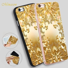 Minason Kanye West Jay Z Gold Album Mobile Phone Shell Soft Silicone Case  Cover for iPhone X 8 5 SE 5S 6 6S 7 Plus 7plus 8plus af83d279753f