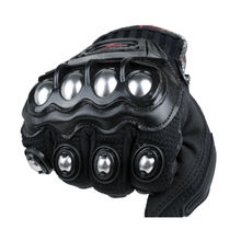 Новый madbike защитный Прихватки для мангала Moto rcycle Нержавеющая сталь спортивные Road Racing Шестёрни мотоцикл Moto cicleta Guantes Moto Luvas