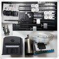4 Х RM 1605-1250mm-ballscrew + SBR20 + 1.5kw ER16 Мотор Шпинделя С Водяным Охлаждением Шпинделя и VFD & 80 мм зажим и насос охлаждающей Воды