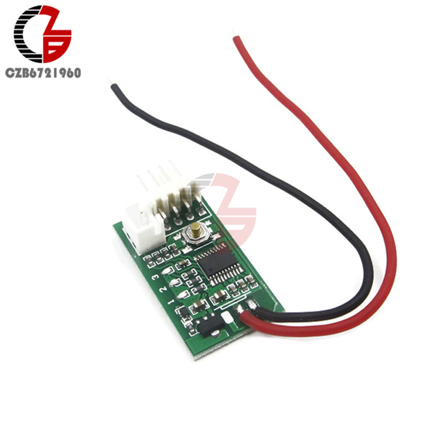 dc 12v pwm temperature controller fan controller 4 wire temperature fan  speed controller governor for pc