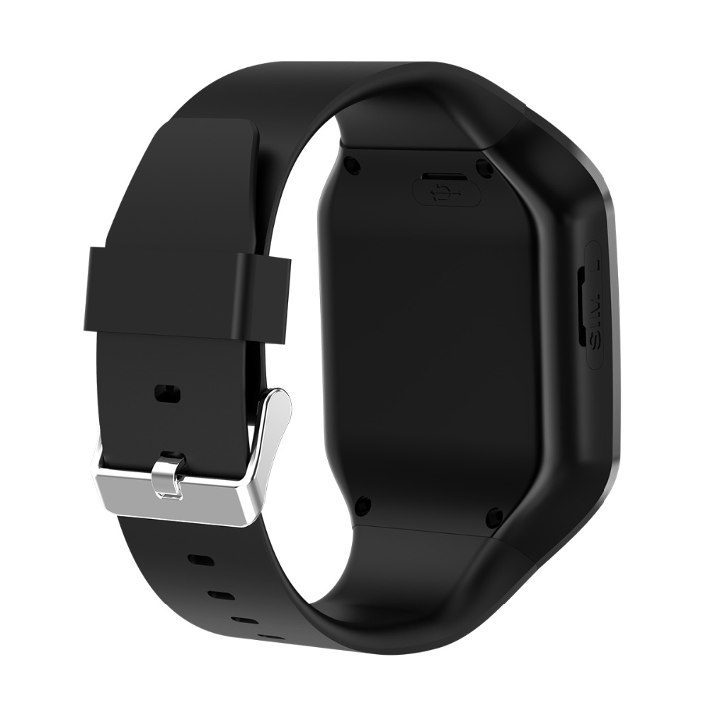 V88 Smart watch Q18 Android Upgrade Bluetooth Mobile phone Smartwatch  Support Wifi 3G SIM Card Play Store Download APP PK QW08