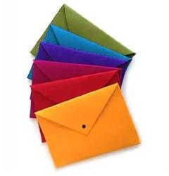 1 шт. простой A4 большой Ёмкость документ мешок pad Бизнес Портфели папки химических чувствовал систематизация продуктов 5 цветов