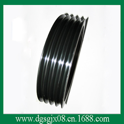 wire pulley /capstans with coating Ceramic  good wear resistance coating ceramic pulley leading pulley wire guide capstan with long working life