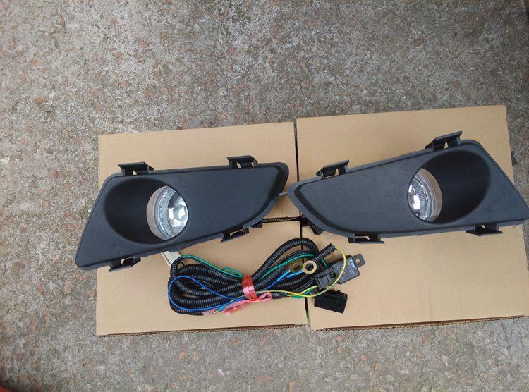 Osmrk halogen fog lamp for mazda 6 2003 2004 2005, top quality OEM design oem fog lights halogen lamp kit for 2016 mazda cx 5 ka0h v4 600