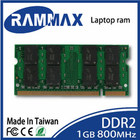 New Sealed Laptop Ddr2 Memory Ram1GB SO DIMM 800Mhz PC2 6400 200 Pin CL6 Highly Match