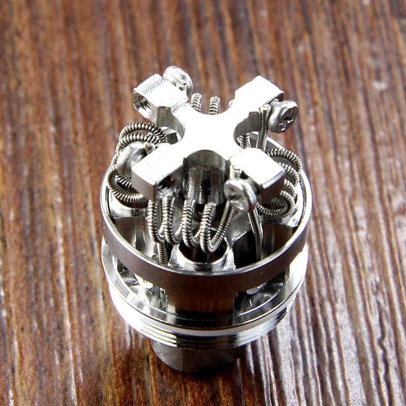 100% オリジナル Smok TF RTA G4/G2 デッキ作業 SMOK ため TF-RTA タンククアッドコアコイル G4 デッキ VS SMOK エイリアンスターターキット気化器蒸気を吸う