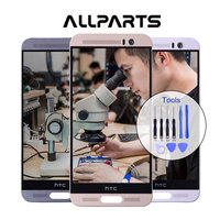 Tested Warranty 5 2 2560x1440 Display For HTC M9 Plus LCD Touch Screen Replacement Parts For