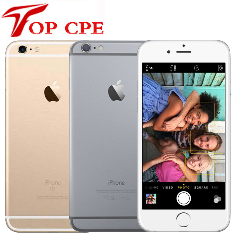 Unlocked Original Apple iPhone 6 Plus 16/64/128GB ROM 1GB RAM IOS Dual Core fingerprint Icould 8MP 4G LTE Used Mobile Phone(China)