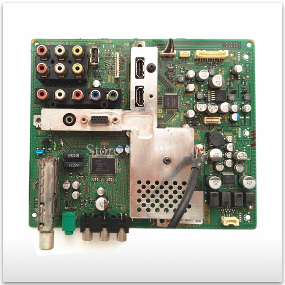 Original used board KLV-32S550A 1-878-659-11 LTA320AP05 good working 1pc used s inverter board a5e00296878 zl02