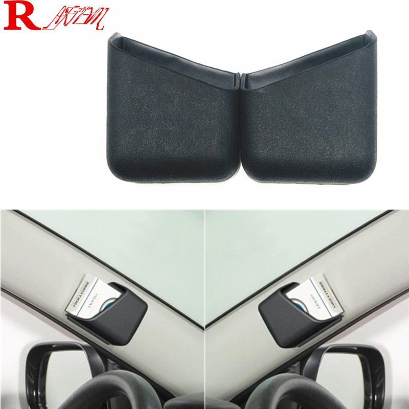 car styling Multi-purpose car Storage box glasses box for Porsche 911 918/Cayenne/Macan/Macan S/Panamera/Cayman/Carrera/Boxster ...