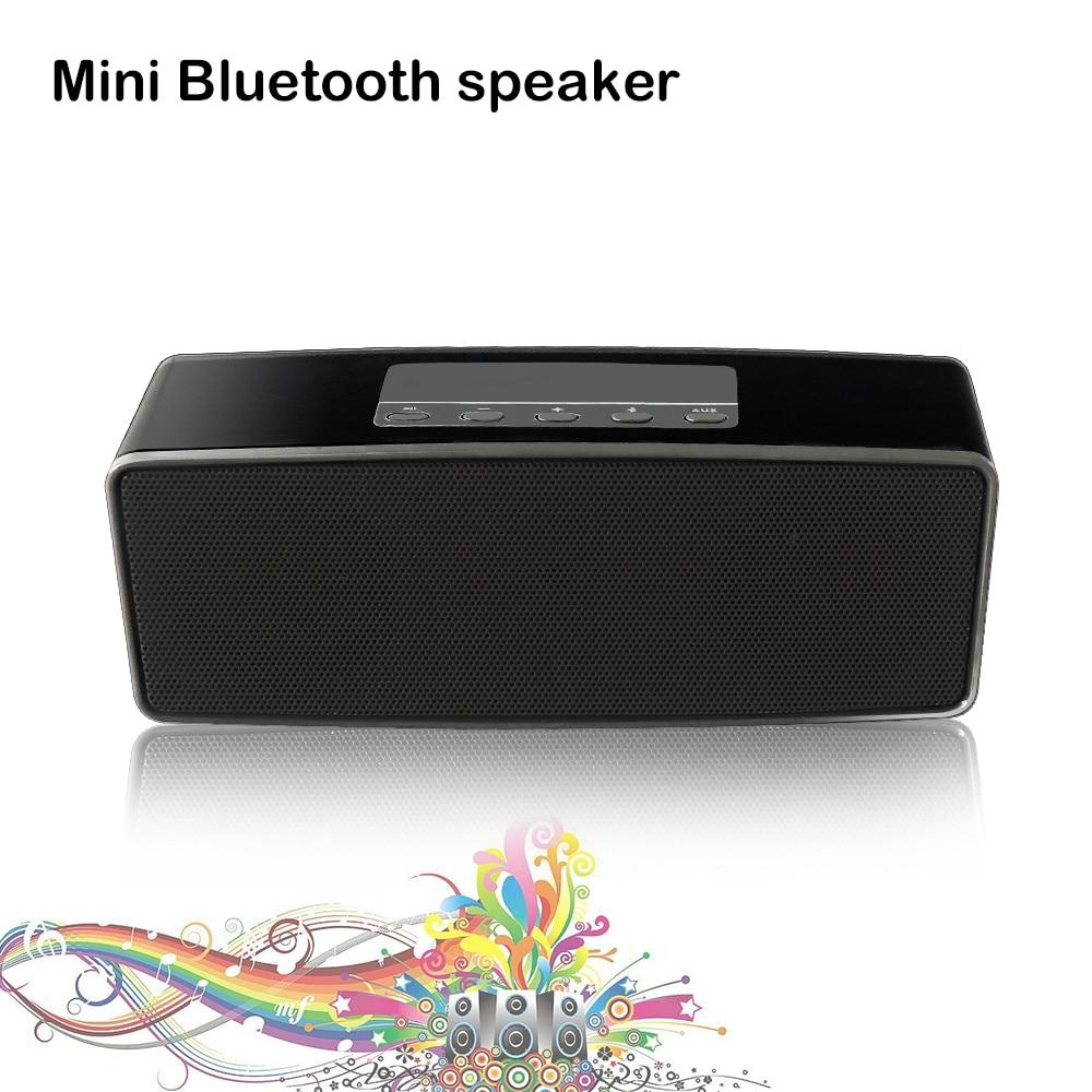 Mini drahtlose lautsprecher KB16 tragbare bluetooth lautsprecher FM radio für PC telefon...