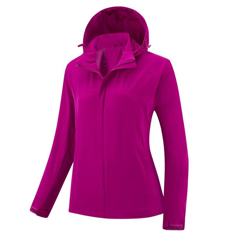 Men Women's Thin Outdoor Jackets Lovers Single-Layer Stormwear Male Single Sports Breathable Speed Dry Windbreaker Cloth 376