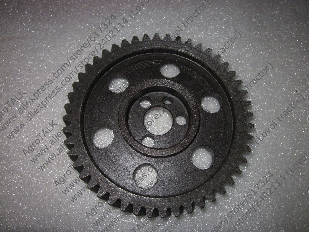 Jinma or weituo tractor with TY290X TY295X, the fuel injection pump gear, part number: TY290X.03.104 zhejiang xinchai 490bt the fuel feed pump left type please check the your pump with picture listed part number
