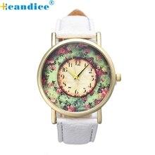 relogio masculino erkek kol saati reloj mujer Quartz Dial Wrist Watch 2016 New Design sep26