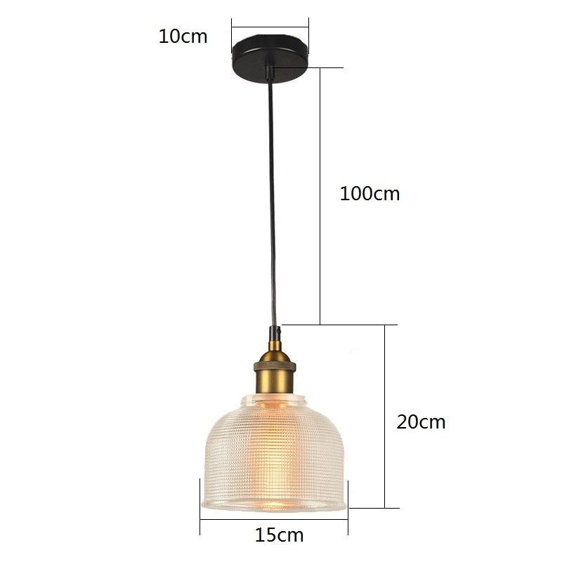 Glass Pendant Lights Kitchen Island Light Study Bar Modern Pendant Lighting Study Bedroom Home Pendant Ceiling Lamp Include Bulb in Pendant Lights from Lights Lighting