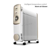 electric warm air blower heater home fan heaters 220V 3000W intelligent temperature control 3+1 level warming adjustment GL0770