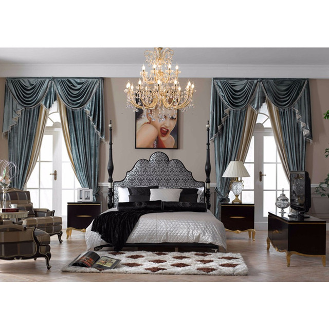 Italian High End Antique Bed In Beds From Furniture On Aliexpress
