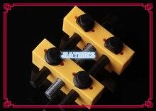 Envío Gratis 1 unid Metal Grande Holder Caja de Reloj Relojeros Ajustable Vice Herramienta de Reparación de Relojes de Pulsera