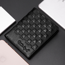 Short Ultra - Slim Brand Wallet Genuine Leather Men 2019 New Youth With Card Holder Male Mini Purse Designer