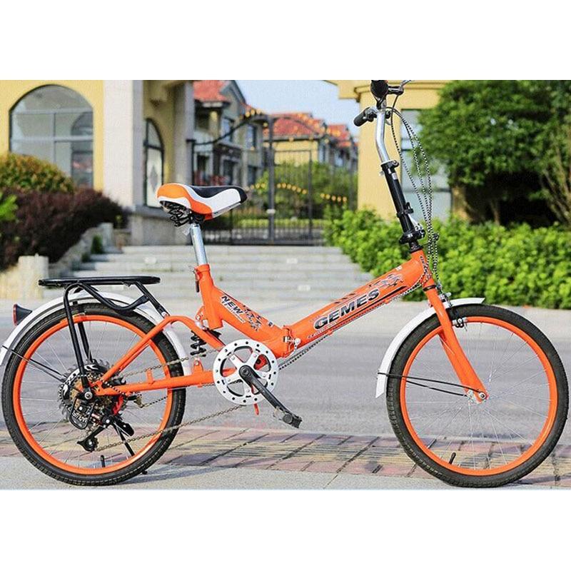 20 Spring Fork Cycling Equipment Manufacturer Inch Folding Bike