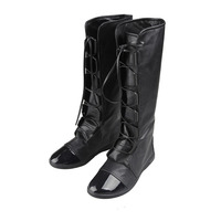 Agents Of S H I E L D Skye Quake Cosplay Shoes Boots Halloween Carnival Cosplay