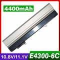 4400mAh bateria do portátil para DELL Latitude E4300 E4310 0FX8X 312-0822 312-0823 312-9955 451 -10636 451-10638 451-11459 FM332 FM338