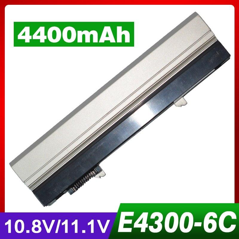 4400mAh Laptop Battery For DELL Latitude E4300 E4310 0FX8X 312-0822 312-0823 312-9955 451-10636 451-10638 451-11459 FM332 FM338