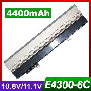 4400mAh laptop battery for DELL Latitude E4300 E4310 0FX8X 312-0822 312-0823 312-9955 451-10636 451-10638 451-11459 FM332 FM338 4400mah new laptop battery for nec pc vp bp18 op 570 75201 versa s260
